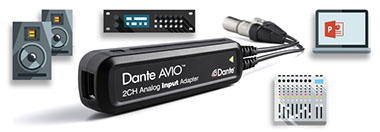 Dante AVIO Adapter